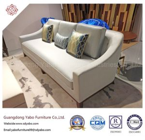 Popular Hotel Furniture with Living Room Three Seat Sofa (YB-LC301) pictures & photos