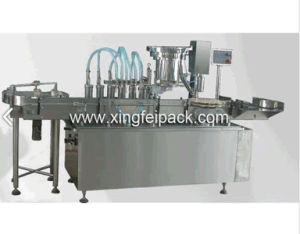 Sauce Bottle Washing Filling and Capping Machines (XFY) pictures & photos