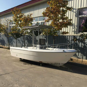 5m China Fiberglass Fishing Boat FRP Fishing Boat pictures & photos