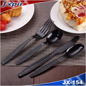 Jx154 Colorful Disposable Tableware with Factory Directly Selling pictures & photos