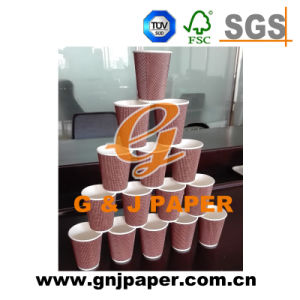 Standard Size Single Wall Hot Drinking Cup for Sale pictures & photos