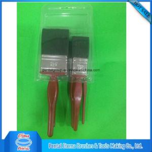 5PCS Set Black Filaments Mix Bristle Professional Paint Brush pictures & photos