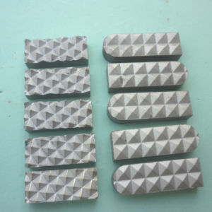 Tungsten Carbide Gripper Chuck Jaw Inserts pictures & photos