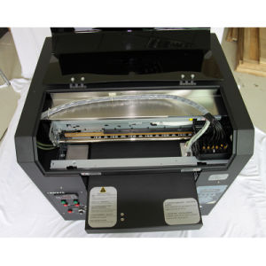 Kmbyc Many Size UV Printing Machine on Wood pictures & photos