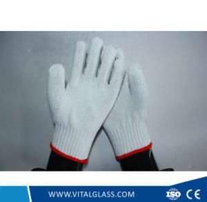 10 Gauge Safety Latex Coated Work Glove pictures & photos