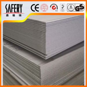 Hot Rolled 316L No. 1 Finished Stainless Steel Sheet pictures & photos