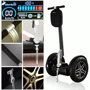 2 Wheel Stand up Goft Cars Electric Scooter pictures & photos