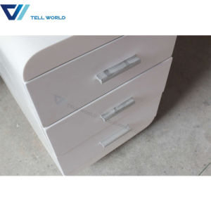 Acrylic Solid Surface Executive Ikea Office Desk pictures & photos