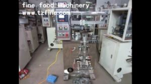 Automatic Tea Weighing Filling and Wrapping Packing Machine Fz-100b pictures & photos