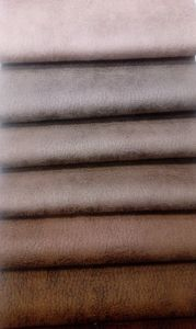 2016 New Model Synthetic Leather Fabric for Furniture pictures & photos