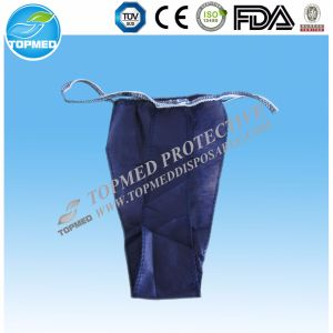 Comfortable Disposable Cotton Panties for Hotel/Travel, Pink Color Sexy Cotton Ladies Underwear pictures & photos