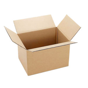 Brown Corrugated Paper Box for Packing pictures & photos