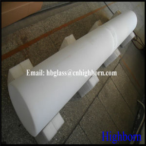High Purity Opaque Big Size Quartz Glass Tube pictures & photos