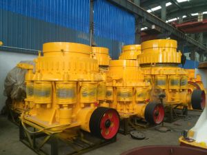 Spring and Cylinder Combined Symons Hydraulic Cone Crusher pictures & photos