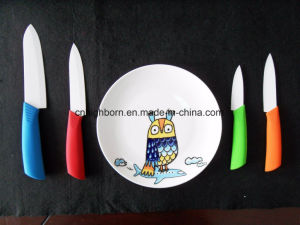 Cheap Zirconia Ceramic Knife Set pictures & photos