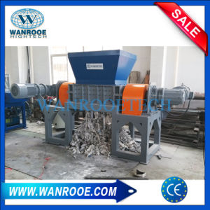 Pnss Industrial Double Shaft Tire Shredder Machine pictures & photos