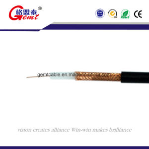 Coaxial Cable Rg Series (RG11, RG6, RG59, RG213, RG214, RG58) Rg59 with Power Cables pictures & photos