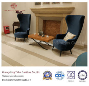 Modern Hotel Furniture with High Back Chair for Lobby (YB-CY12-29) pictures & photos