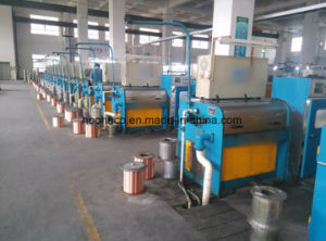 Fine Copper Wire Drawing Machine with Annealer pictures & photos