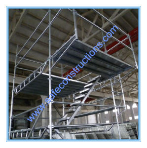 Safe Ce Passed Scaffolding for Construction pictures & photos