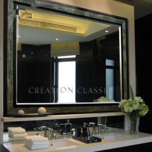 Silver Mirror for Wall Mirror /Decorative Mirror with Good Quality pictures & photos