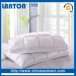 Feather Pillow Quilted Down and Feather Pillow Quilted Feather Pillow pictures & photos