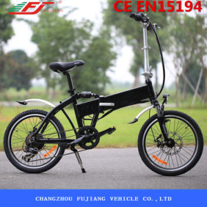 36V 250W Hot Sell Folding E-Bike with Ce En15194 pictures & photos