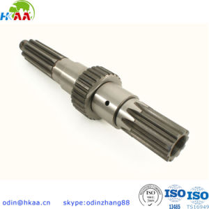 Stainless Steel Rotary Splined Drive Main Shaft pictures & photos
