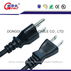 America 3pin AC Power Electrical Crd Cord pictures & photos