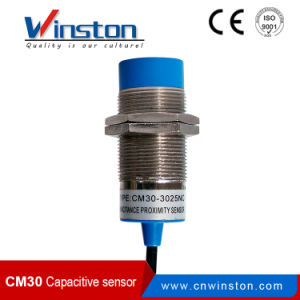 Cm30 Non-Flush Capacitance Proximity Switch Sensor with Ce pictures & photos