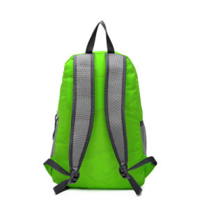 Lightweight Foldable Waterproof Unisex Convenient Hiking Sport Backpack pictures & photos