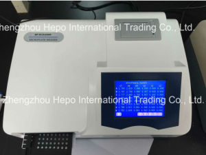Touch Screen Lab Equipment Elisa Reader pictures & photos