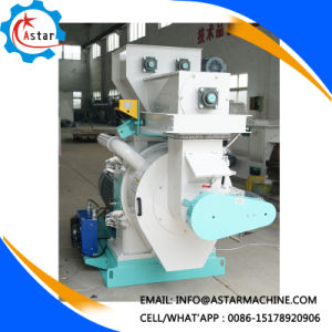 Pinetree Sawdust Biomass Wood Pelleting Machine pictures & photos