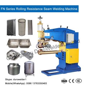 Automatic Rolling Seam Welding Machine pictures & photos
