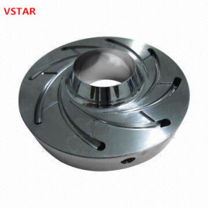 CNC Machining Stainless Steel Plated Part for Electrical Machine pictures & photos