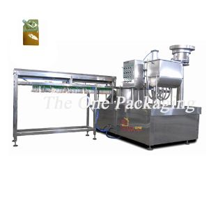 Standing Pouch Filling and Capping Machine Stand-up Bag Packing Machine pictures & photos