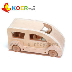 Wooden Toy - Wooden Car