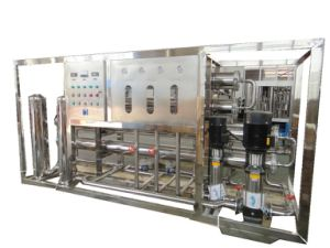 Water Treatment Filter System Plant for Packaged Drinking Water pictures & photos
