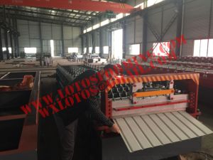 Roof & Wall Roll Forming Machine with SKF Bearing & Siemens Motor pictures & photos