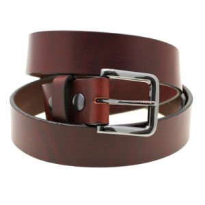 Selected Products Mens Latest Design PU Leather Belt pictures & photos
