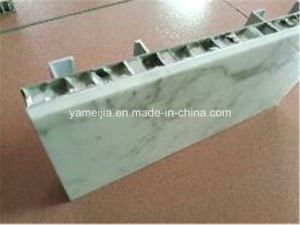 Interior and Exterior Wall Cladding Stone Honeycomb Wall Cladding Panels pictures & photos