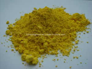 Organic Pigment Fast Yellow Hgr (C. I. P. Y191) pictures & photos