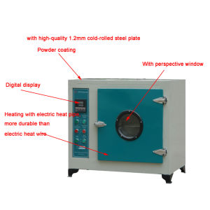 Sthx-a Digital Display Constant Temperature Electric Convection Drying Oven pictures & photos