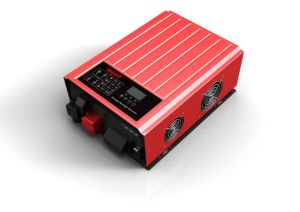 DC/ AC 3000W Single Phase Grid Tie Solar Power Inverter pictures & photos