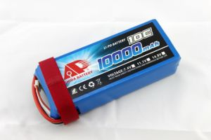 10000mAh 22.2V Crop Sprayer Drone Lithium Polymer Battery pictures & photos