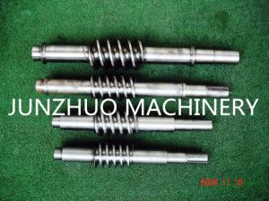 Junzhuo Worm Shaft pictures & photos