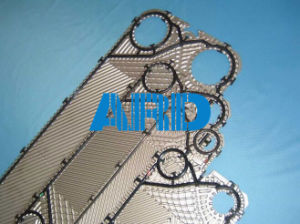 Top Rank A30 Plate Heat Exchanger Plate of Carbon Steel Frame pictures & photos
