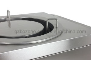 Electric Commercial Plate Warmer Car for Food Warmer pictures & photos