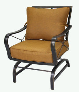 Best Hot Fashion Brown Family Us Leisure Patio Chairs and Table Deck Outdoor Leisure Furniture pictures & photos