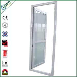 Modern PVC French Glass Door Shutter pictures & photos